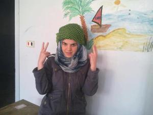 The Martyr Sarah Barazi