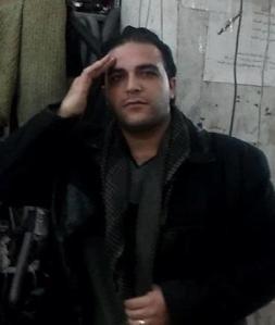 The Martyr Alaa-ideen bi Abd Alsitar Al-Shishakli