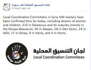 LCC Martyr Announcement 8.25.12