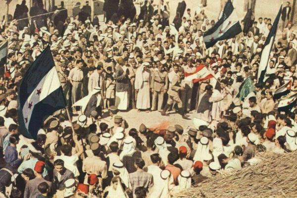 DeirEzzor Independence Celebration