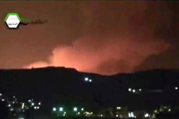 Israel strikes on Assad