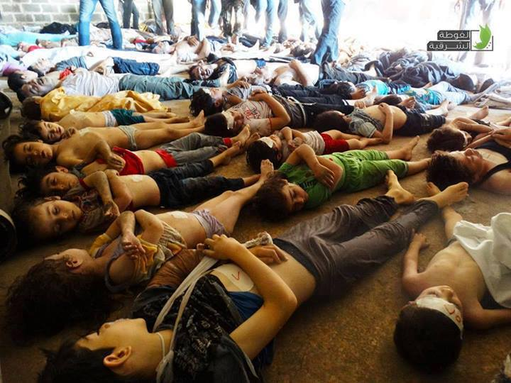 Damascus Chemical Massacre