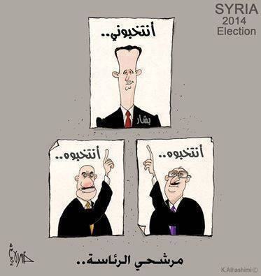 Assad's Candidates