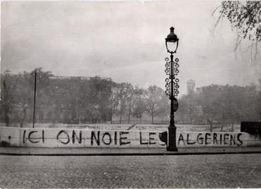 Here we Drown Algerians