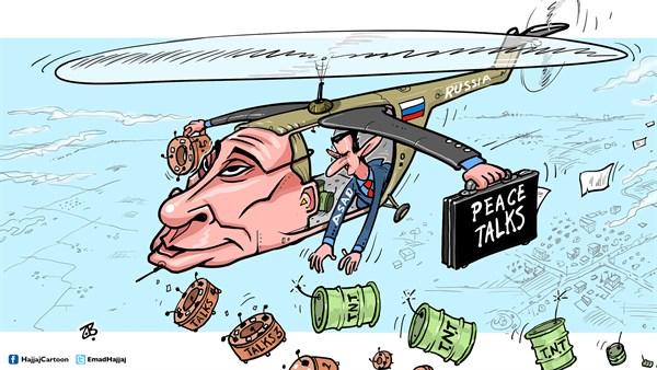 Russian Escalation Syria